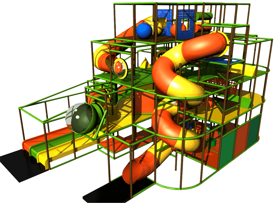 Indoor Play Structures for Sale | Indoor Soft Play Equipment