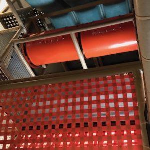 crawl tubes and V net bridge activities