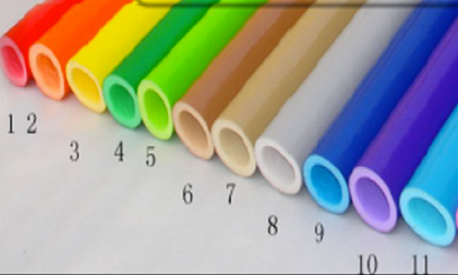 foam pipe colors