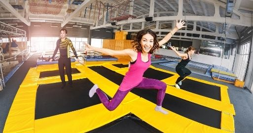 The Surprising Benefits of Jumping on Trampolines